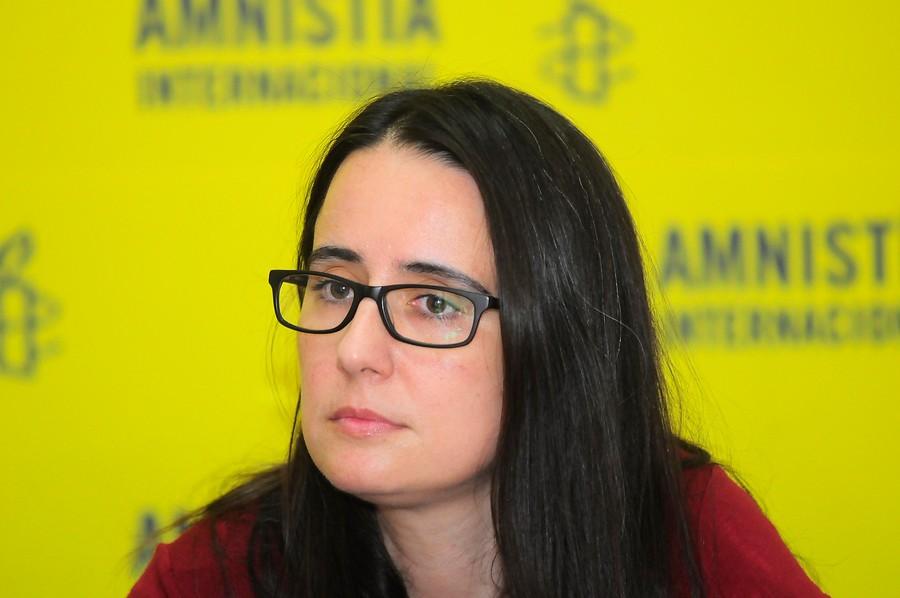 """""""Directora de Amnistía Chile denunció amenaza de muerte tras publicación de informe de DD.HH."""""""