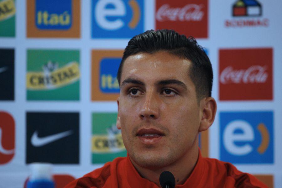 Enzo Roco integra el equipo ideal de la fecha en la Europa League