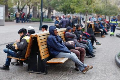 INE: desempleo baja pero aún no refleja efectos de la crisis