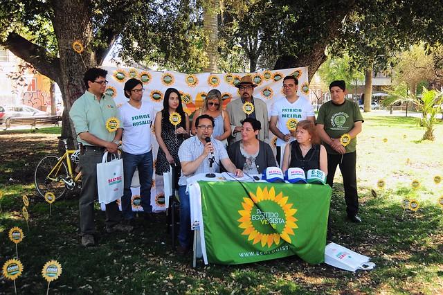 """""""Partido Ecologista Verde deja definitivamente el Frente Amplio"""""""