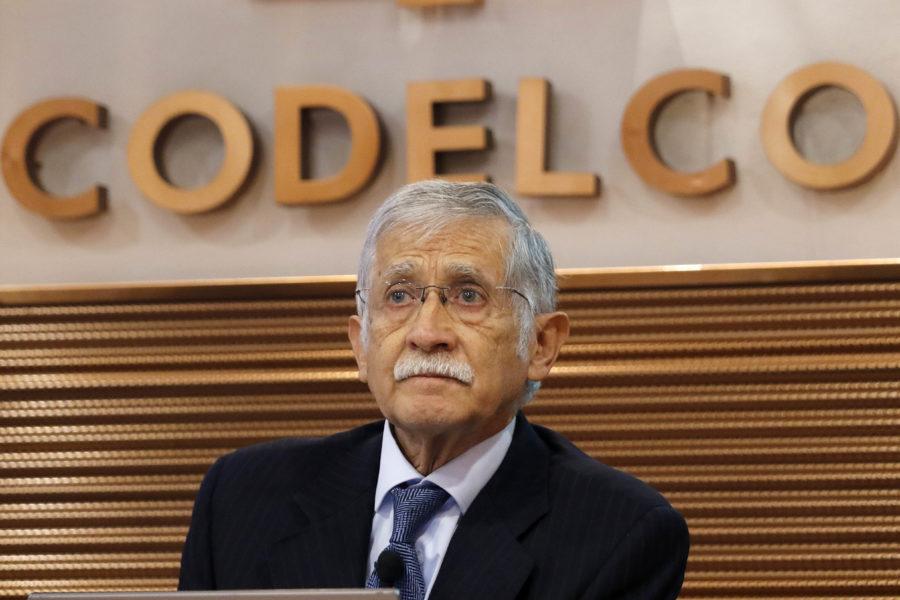 Nelson Pizarro: quién es el ex directivo de Codelco acusado por eventual conflicto de interés