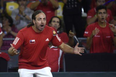 Tenis: Chile se medirá como visita a Suecia en el repechaje de Copa Davis