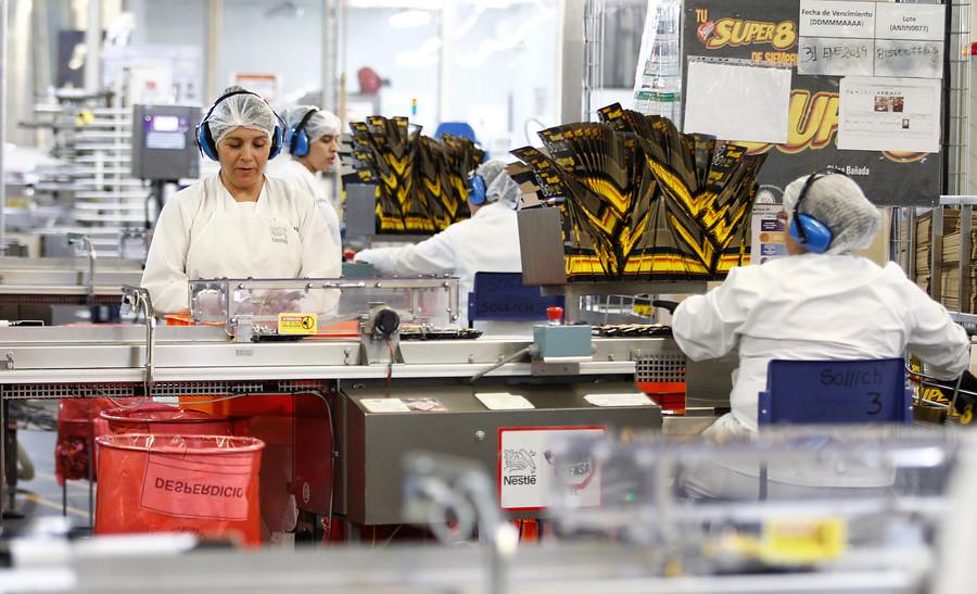 Imacec: economía creció un 3% en septiembre