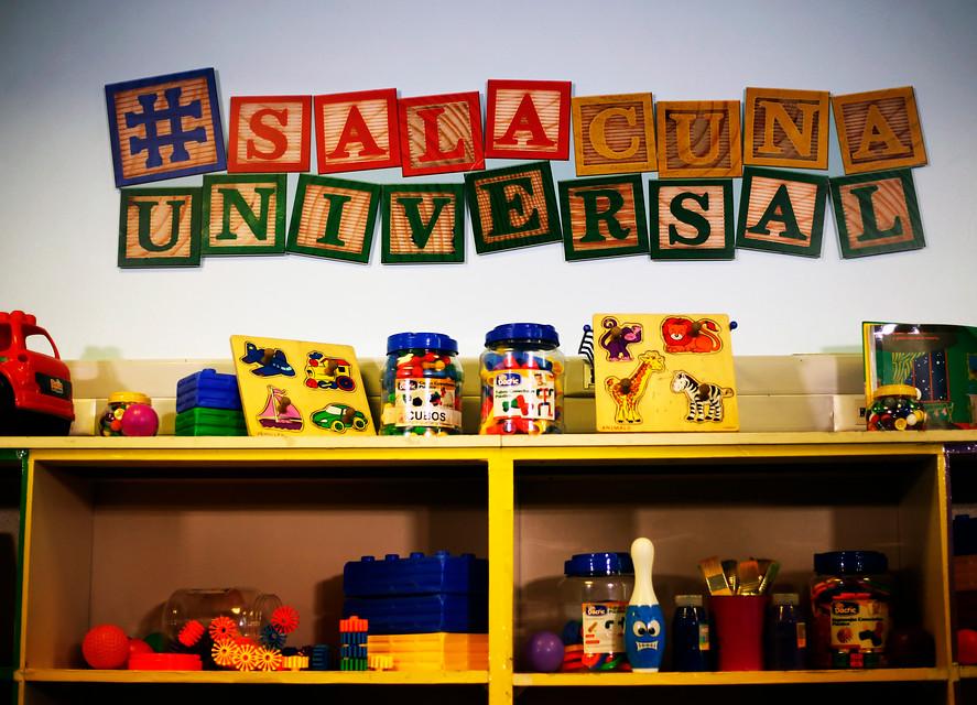 """Comisión de Educación del Senado rechaza """"Sala cuna universal"""""""