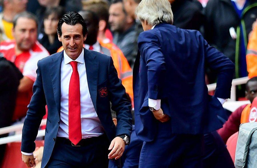 Unai Emery dejó de ser el entrenador del Arsenal de Inglaterra