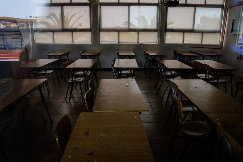 Colegios municipales de Santiago no tendrán clases este jueves