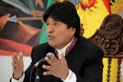 Cómo vieron los políticos chilenos la renuncia de Evo Morales