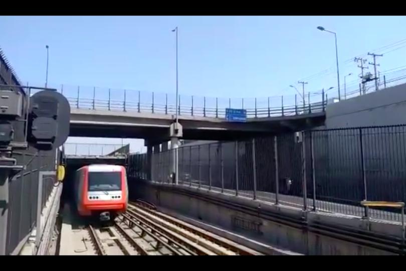 """Metro de Santiago logra electrificar la Línea 4A: """"No significa que esté funcionando"""""""