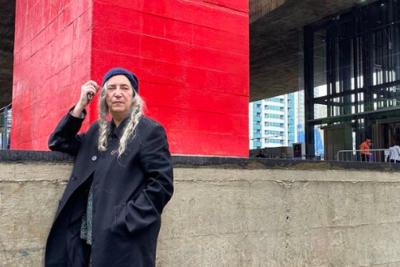 """Patti Smith: """"Los artistas pueden inspirar, pero es la gente la que hace los cambios"""""""