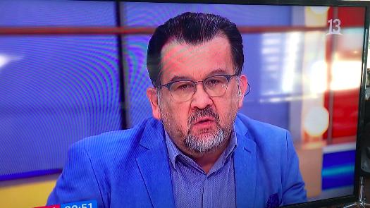 Carlos Zárate explica su salida del set del Bienvenidos