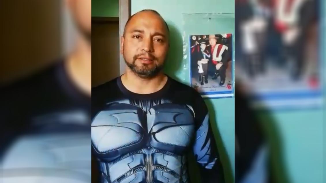 """""""Imputado por crimen de Camilo Catrillanca es trasladado a Concepción por"""
