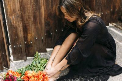 Bernardita Santa Cruz: Estar agradecida