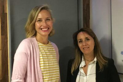 """Macarena Cortés: """"El patrimonio pasa a ser violentado porque muestra valores que ya no nos representan"""""""