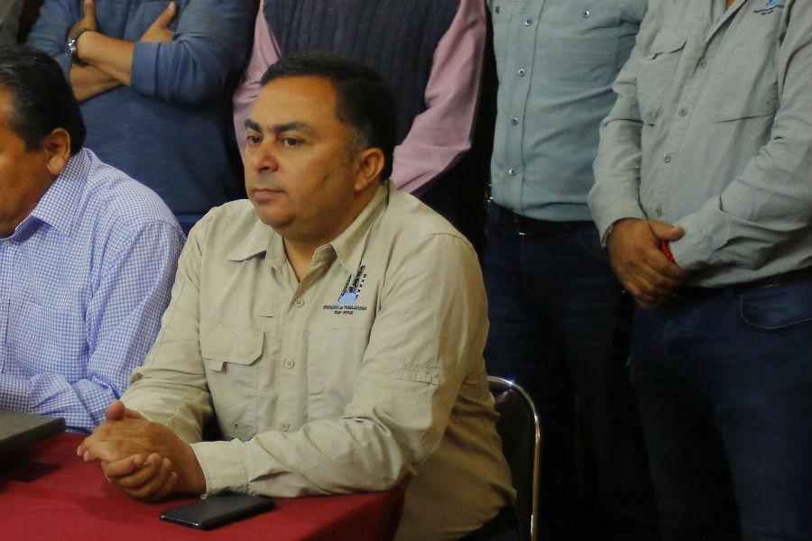 Presidente del sindicato de ENAP Petrox rompe el silencio tras polémico audio