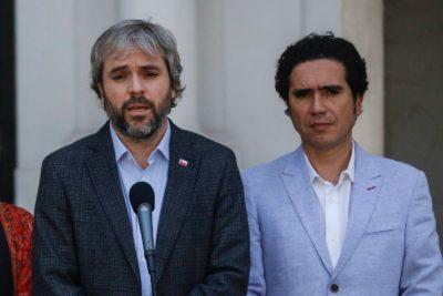 """Ministros Blumel y Briones: los nuevos """"negociadores"""" de La Moneda"""