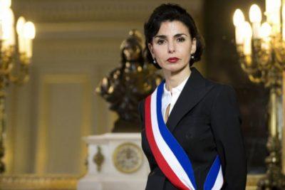 La polémica Rachida Dati entra a la pelea por París