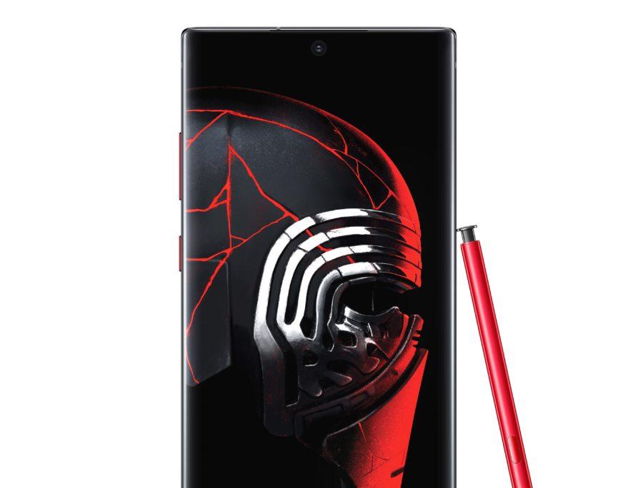 """""""Star Wars protagonizará edición limitada del Galaxy Note10 """""""