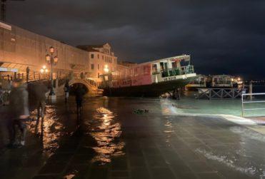 FOTOS   Venecia vive su peor inundación en 50 años