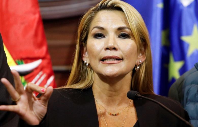 Jeanine Áñez, la