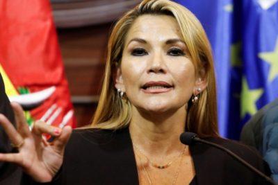 Gobierno interino de Bolivia expulsa a embajadora de México y a diplomáticos españoles