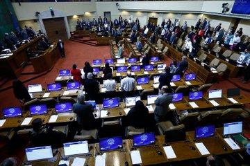 Cámara de Diputados realizó minuto de silencio por Camilo Catrillanca