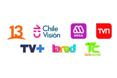 Cómo la crisis social remeció a los canales de TV