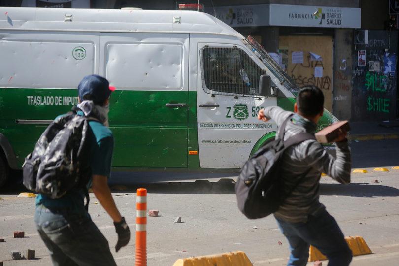 Carabineros confirma ataque a residencias de efectivos policiales
