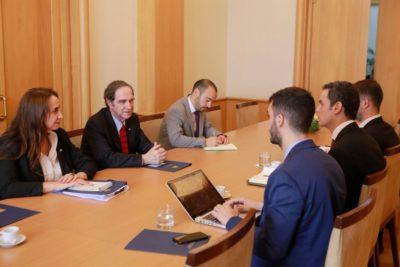 Comisión Interamericana de Derechos Humanos inicia visita con reuniones con el Gobierno y el Poder Judicial