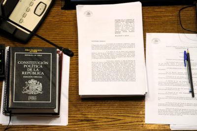 Cadem: aprobación a Piñera sube 2 puntos y 78% quiere una nueva Constitución