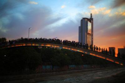 Antes del 18 de octubre: lo que se hablaba en Chile hace un mes