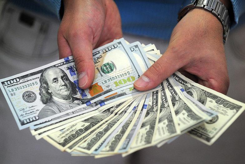 Dólar se desplomó en Chile y cayó por debajo de los $810