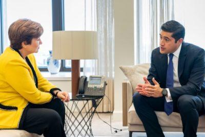 Ecuador: FMI compromete apoyo a reforma tributaria con 500 millones de dólares