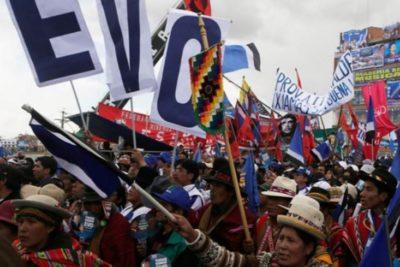 """OEA por crisis en Bolivia: """"Hacemos un llamado a la pacificación y al respeto al Estado de Derecho"""""""