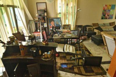 FOTOS | Así quedó la casa de Evo Morales luego de ser atacada en Cochabamba