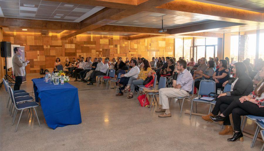 """""""Quintero: se fortalecen nuevas instancias de diálogo con padres y apoderados de la comuna"""""""