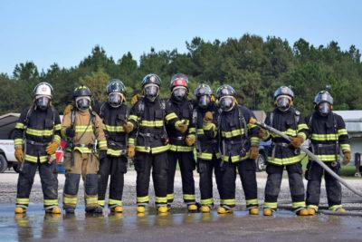 Combate de incendios: brigadistas se capacitan en centro especializado de Estados Unidos