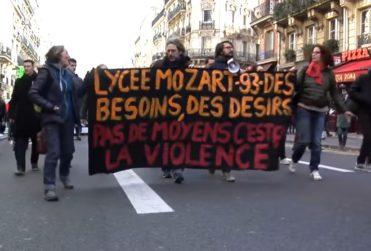 Francia: Estudiante universitario se quemó a lo bonzo para denunciar su precariedad financiera