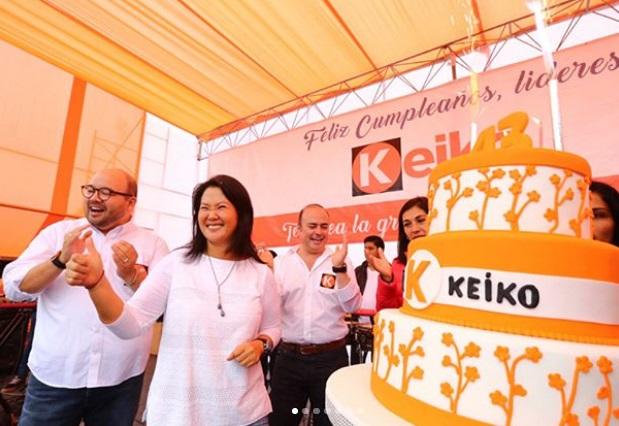 Perú: anulan prisión preventiva de Keiko Fujimori por caso Odebrecht