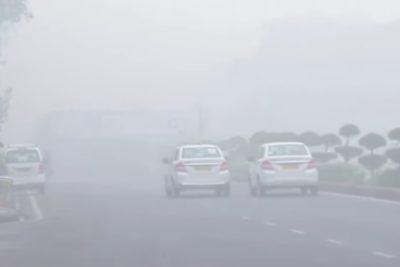 Contaminación en la India afecta a 20 millones de personas y provoca desvío de aviones