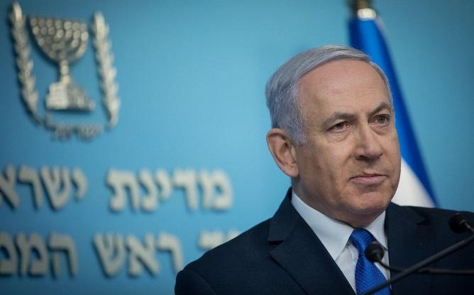 Fiscalía de Israel acusa a Benjamín Netanyahu por fraude y corrupción