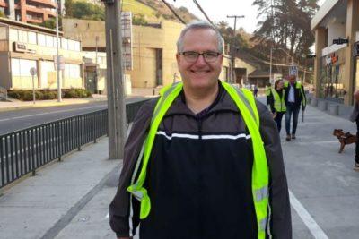 Quién es John Cobin, el estadounidense que disparó contra manifestantes en Reñaca