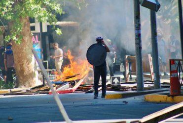 Seguros: cuáles cubren incendios y saqueos