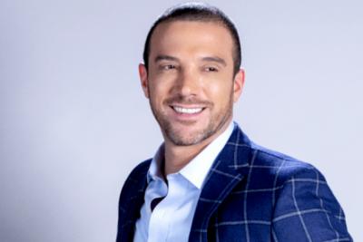 Julián Elfenbein es nominado como mejor presentador de TV de Latinoamérica