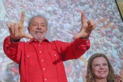 """Lula da Silva acusó a Bolsonaro de """"destruir el país"""" y """"fomentar el odio"""""""