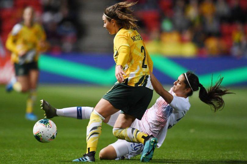La Roja femenina pierde su segundo amistoso con Australia