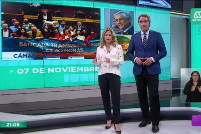 Meganoticias desmiente viralizada denuncia por cobertura de manifestaciones en Providencia