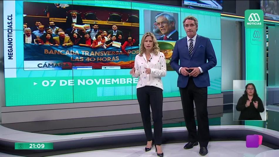 Meganoticias desmiente viralizada denuncia por cobertura de manifestaciones en Providencia - El Dínamo