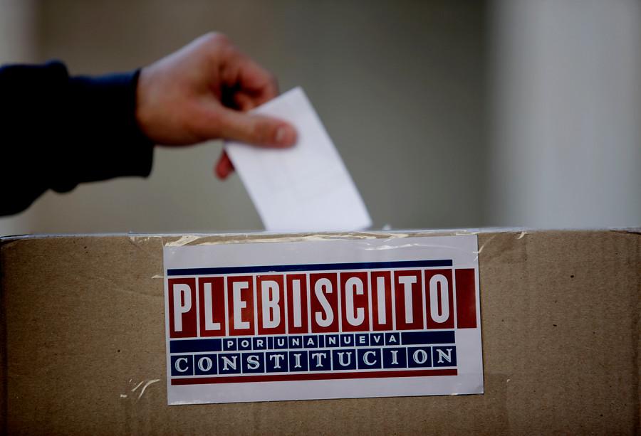Cuatro mitos sobre el plebiscito para una nueva Constitución