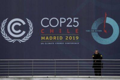 Madrid refuerza seguridad con 4 mil agentes para recibir la cumbre COP25
