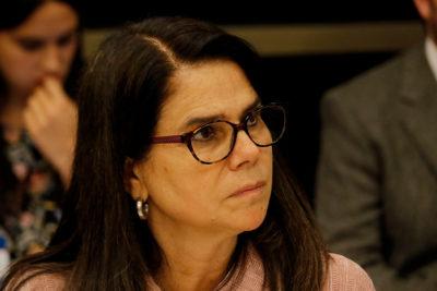 """Ximena Ossandón lamenta acciones de encapuchados: """"La sociedad no les ha dado nada"""""""